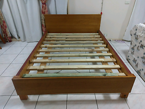 Free deliver new condition double bed frame Eastgardens Botany Bay Area Preview
