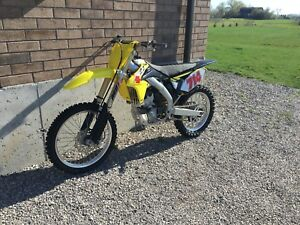 Suzuki rmz 250 low hours