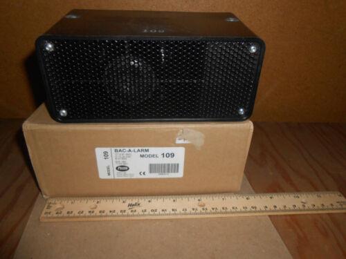 Back Up Alarm PRECO  Bac-A-Larm Model 109 New Free Shipping