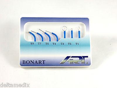 Dental Medical Electrode Tips For Electrosurgery Art-e1 Set 7 Pcs Bonart
