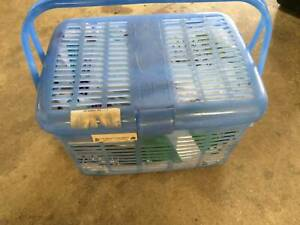Cat basket / enclosure