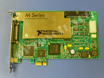 National Instruments Pcie-6251 Ni Daq Card Analog Input Multifunction
