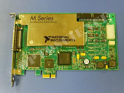 National Instruments Pcie-6251 Ni Daq Card Analog Input Multifunction