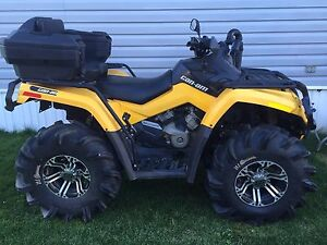 NEW PRICE! 2009 Can Am Outlander 800 $6,800 OBO