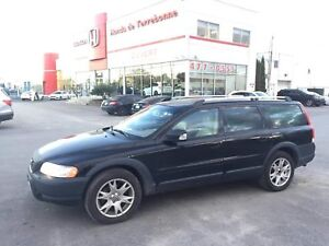 2007 Volvo XC70 Traction intégrale, Cuir, Toit ouvrant
