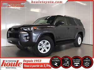 4Runner 2015, 4 roues motrices, 4 portes
