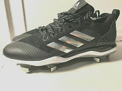 46ea0f328 Adidas Power Alley 5 Men s Metal Baseball Cleats - Size 10.5 - B39181 (New)