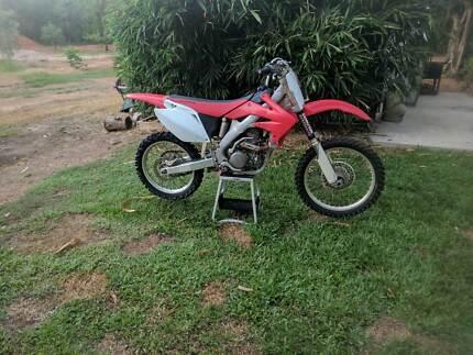 Honda CRF250R 2006 Great Condition