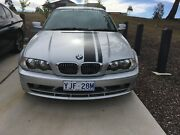 2000 BMW 323ci Manual Bonner Gungahlin Area Preview