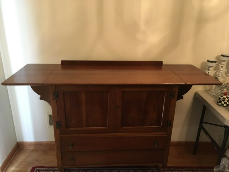 Stickley Cheese Chest.  One Of Two
