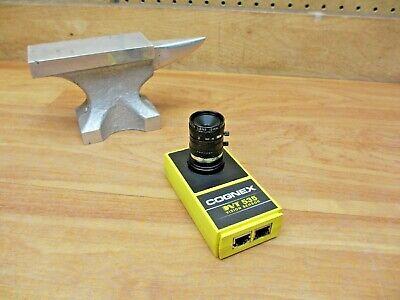Cognex Dvt535 Vision Sensor Used W 12mm Tv Lens Dvt