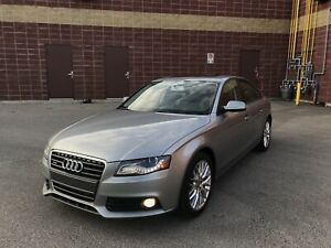 2011 Audi A4 2.0 t (low kms, well maintained)