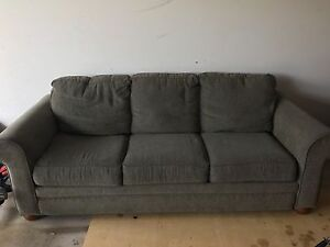 Fold Out Sofa Bed Warner Pine Rivers Area Preview