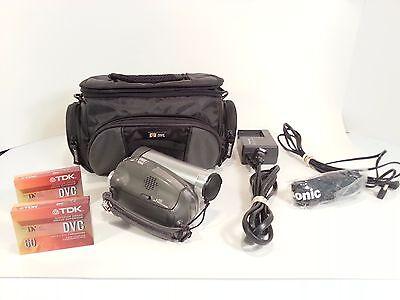 Видеокамеры Panasonic PV-GS36 Mini DV Camcorder