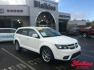 2015 Dodge Journey R/T AWD | 7 PASSENGER | SUNROOF |