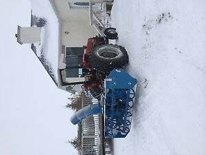 84 inch Double Scroll Snowblower for Sale