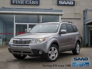 2009 Subaru Forester LIMITED AWD with Leather/Panorama Sunroof