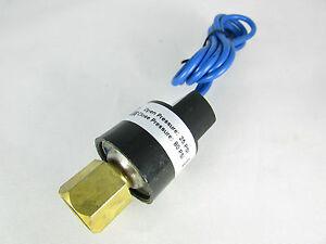 Low pressure switch ebay low pressure switch control open 25 psi close 80 psi 1 unit publicscrutiny Images