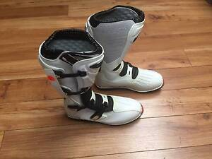 ONEAL MOTORCROSS BOOTS SIZE 15 St Agnes Tea Tree Gully Area Preview