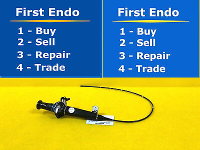 Olympus Lf-gp Intubation Fiberscope Endoscope Endoscopy 262-s26