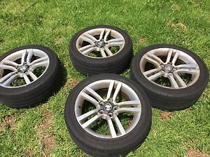 "Holden commodore Ve sv6 omega ss 18"" 24/45R18 wheel tyre Seven Hills Blacktown Area Preview"