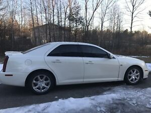 Cadillac STS Etested