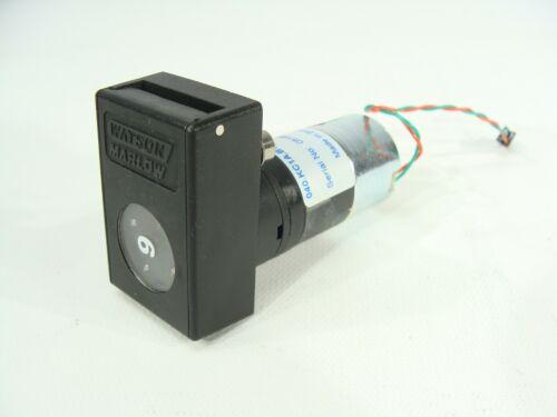 Watson Marlow 040.KC1A.B1C 400A Compact Mini Peristaltic Pump 26RPM 400FD/A1