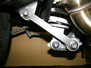 TRIUMPH TIGER 800 Lowering Links rear lowering kit TIGER800 all models Dog Bones