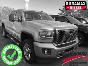 2015 GMC SIERRA 2500HD Denali| Sun| Nav| H/C Leath| Bose®| Steps