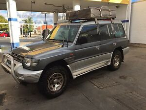 Mitsubishi Pajero St Kilda Port Phillip Preview
