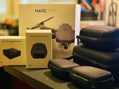 Amazing Condition DJI Mavic Pro Drone with Tons of Extras!