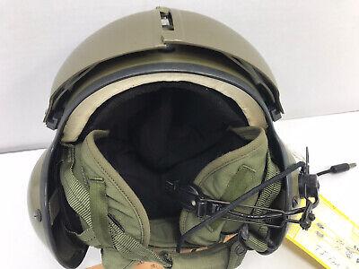 Gentex SPH-4 Helicopter Flight Helmet single visor