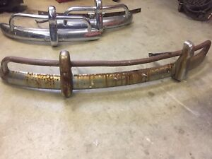 Rat Rod Beetle Bumpers