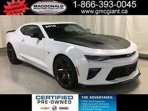 2018 Chevrolet Camaro 2SS W/ 1LE Performance Package