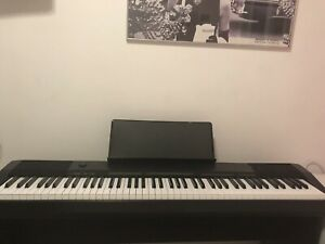 Casio CDP-130 (Electric piano with pedal)