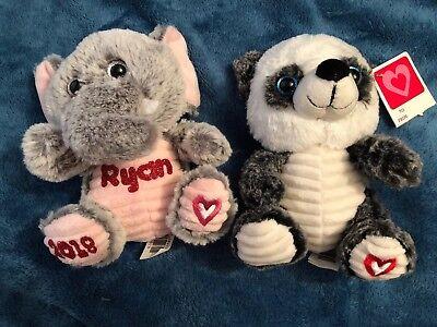 NEW Bear Plush Stuffed Animal Personalized Custom Gift Easter](Personalized Stuffed Animal)