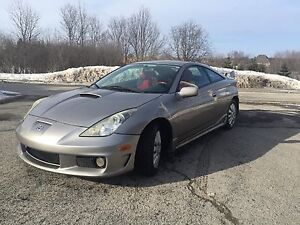 Priced to sell! Toyota Celica needs a bit of love