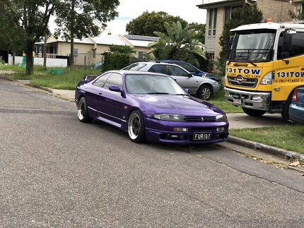 Selling Very clean and tidy NISSAN SKYLINE R33 Cheap