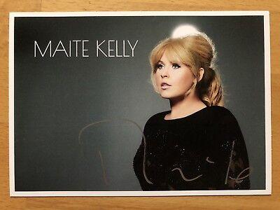 Maite Kelly AK Live Show 2019 Autogrammkarte original signiert