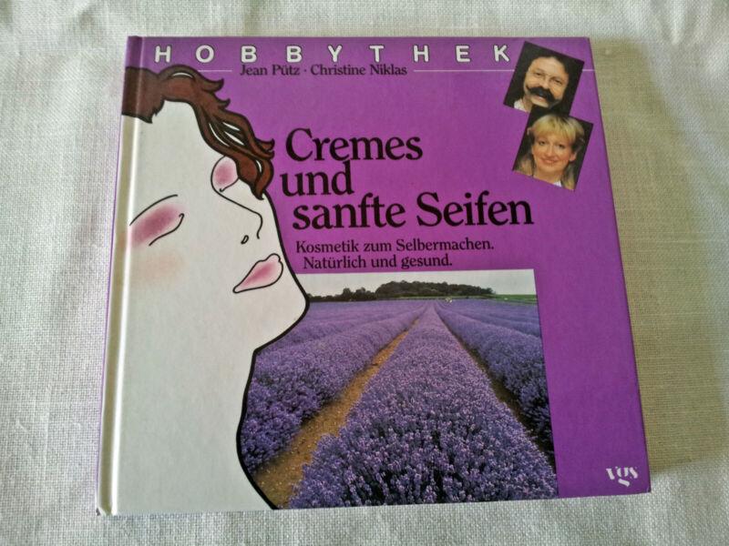 Cremes und sanfte Seifen- ISBN 3-8025-6149-X Selber machen- Hobbythek- Kosmetik-