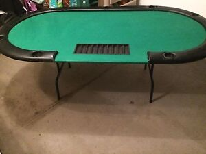 Poker Table-Barely Used!