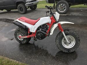 1985 Yamaha Big Wheel BW200