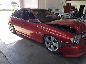 Wrecking 2005 VZ Commodore Calais Sedan Bayswater Bayswater Area Preview