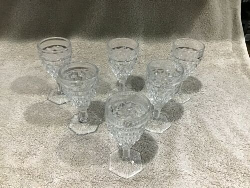 Americana Cordial Glasses set of 6