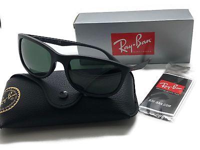 Ray-ban RB4267 601/71 Sonnenbrille Italien Schwarz Grün Klassisch G15 Linse