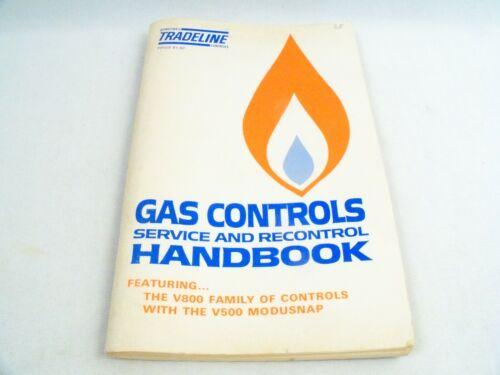 Vintage Honeywell Controls Tradeline Gas Controls Service And Recontrol Handbook