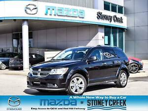 2011 Dodge Journey R/T AWD Leather Heated Seats Foglights