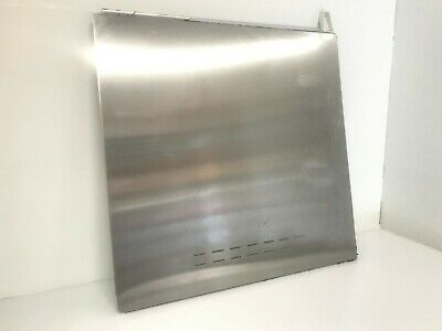 Scotsman Ice Machine Side Panel Grill 22 X 21 Stainless Steel