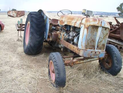 1955 fordson major diesel with three point linkage and acc's Perth Region Preview