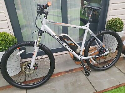 Carrera Vulcan E Electric mountain bike Excellent condition